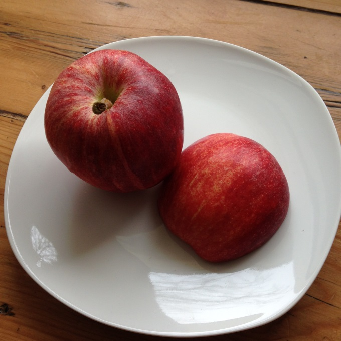 Apfelmus-zutaten