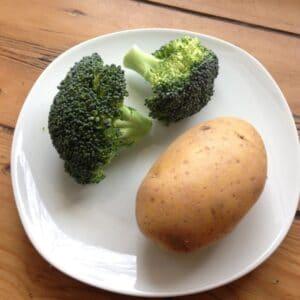 Brokkoli-Kartoffel-Brei