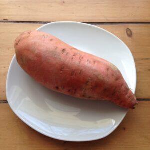 Süßkartoffel-Brei