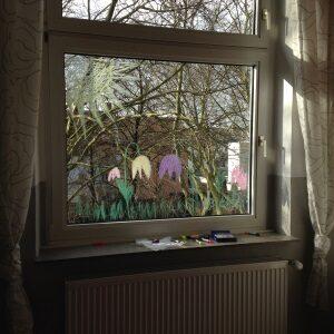 …läuten wir den Frühling im Kinderzimmer ein