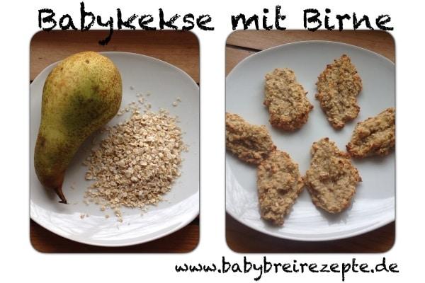 babykekse-mit-birne-zubereitung