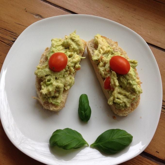 guacamole-zubereitung
