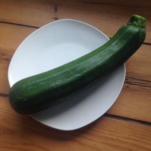 Zucchini-Brei