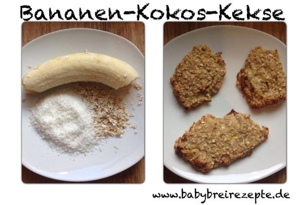 Rezept platzchen mit banane