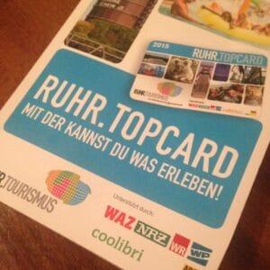 …testen wir die Ruhr.TopCard