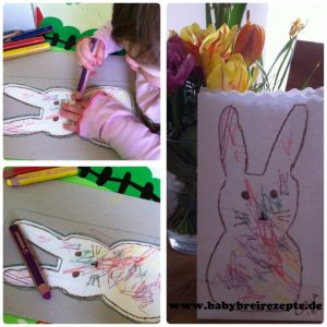 …malen wir für Ostern