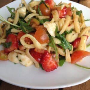 Spätzle-Salat *italienisch*