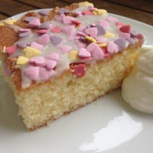 Fanta-Kuchen (Tassenrezept)