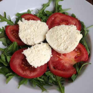Mozzarella (vegetarisch)