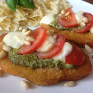 Schnitzel mal italienisch