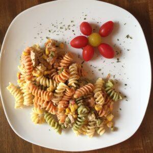 Nudel-Tunfisch-Salat