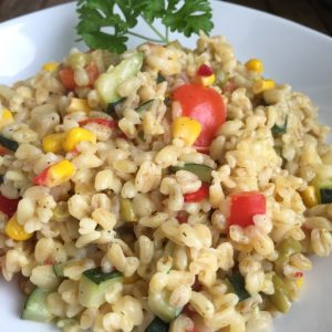 Gemüse-Ebly-Pfanne