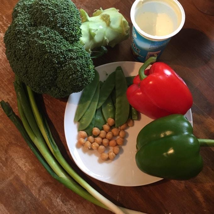 Gemüse Curry  (1)