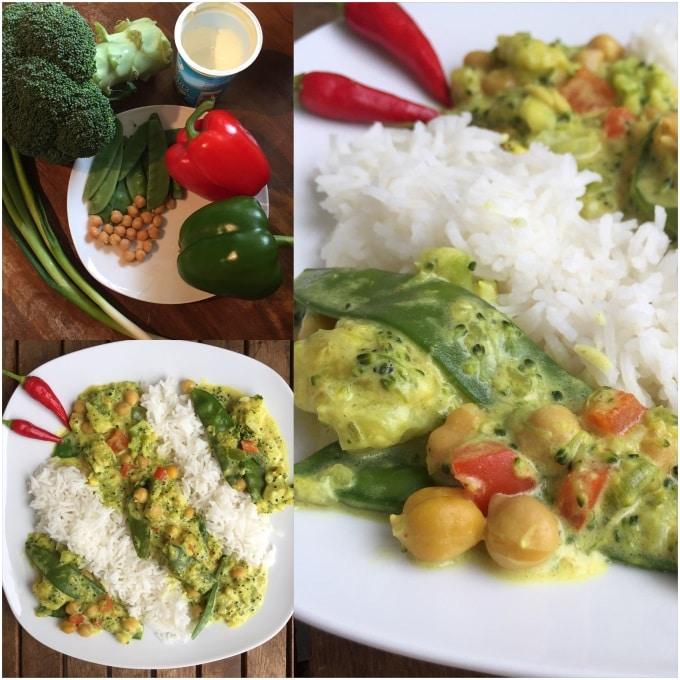 Gemüse Curry  (5)