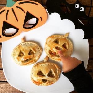 Halloween Empanadas Fingerfood