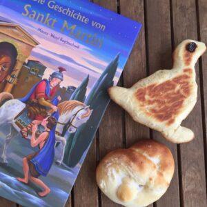 …feiern wir Sankt Martin