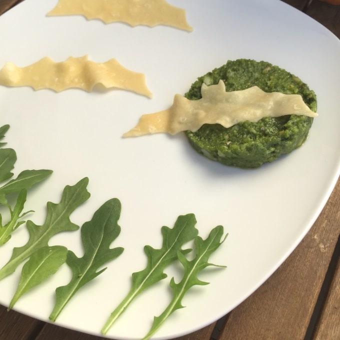Pasta Pesto Halloween (6)