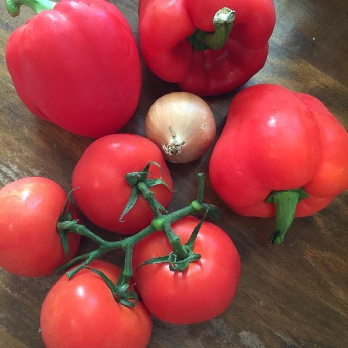 Tomaten Paprika Suppe Halloween (2)