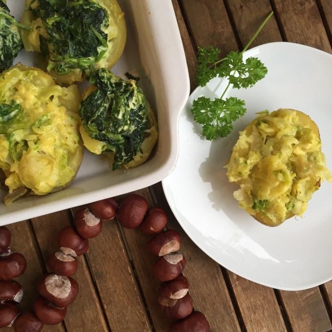 gefüllte Kartoffeln Rosenkohl (5)