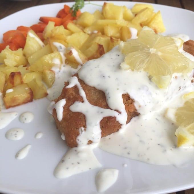 Backfisch Bratkartoffeln Remoulade (4)