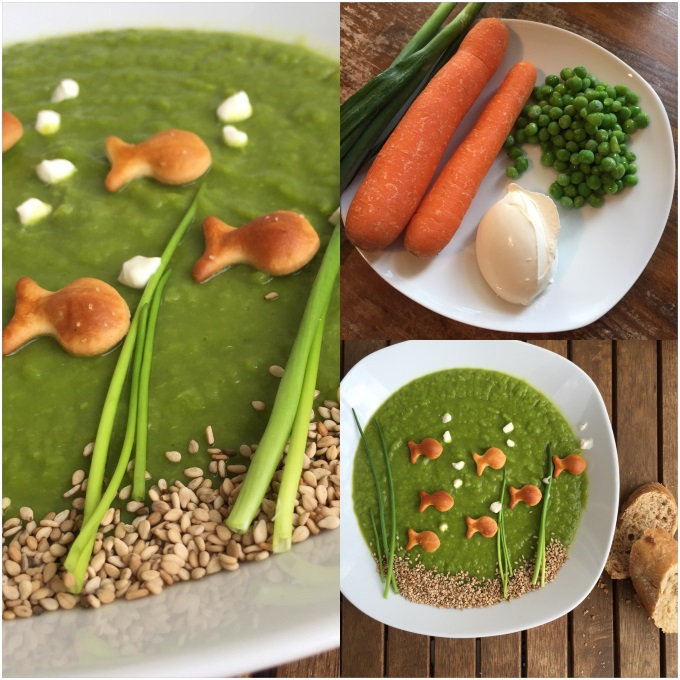 Erbsensuppe vegetarisch mit Joghurt (8)