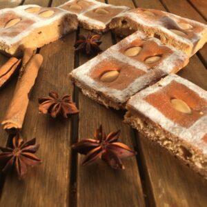 Honigkuchen (vom Blech)