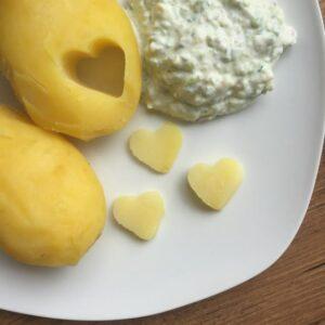 Kartoffel-Liebe