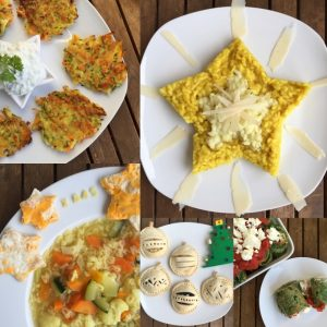 …planen wir unser Essen (Wochenplan für den Familientisch strukturieren)