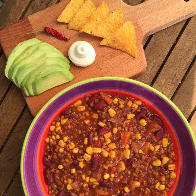 Chili sin carne (1)