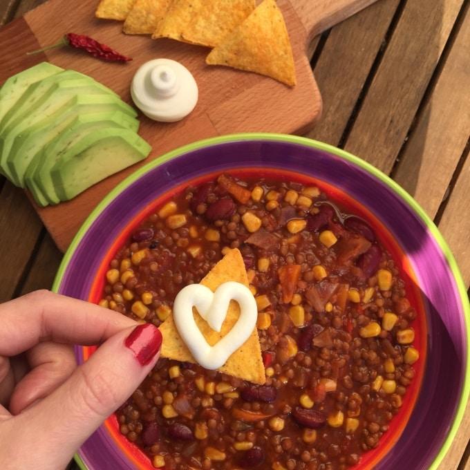 Chili sin carne (3)