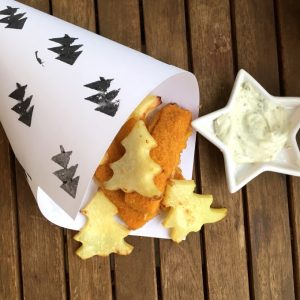 Christmas Fish&Chips (inkl. DIY)