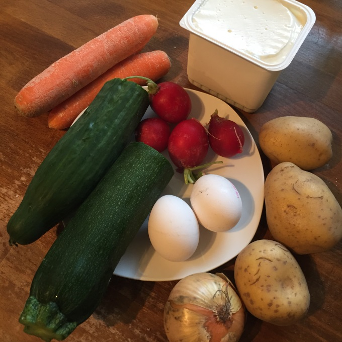 Kartoffel Gemüse Puffer (1)