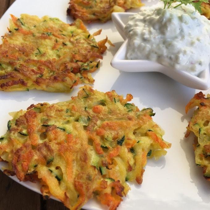Kartoffel Gemüse Puffer (3)