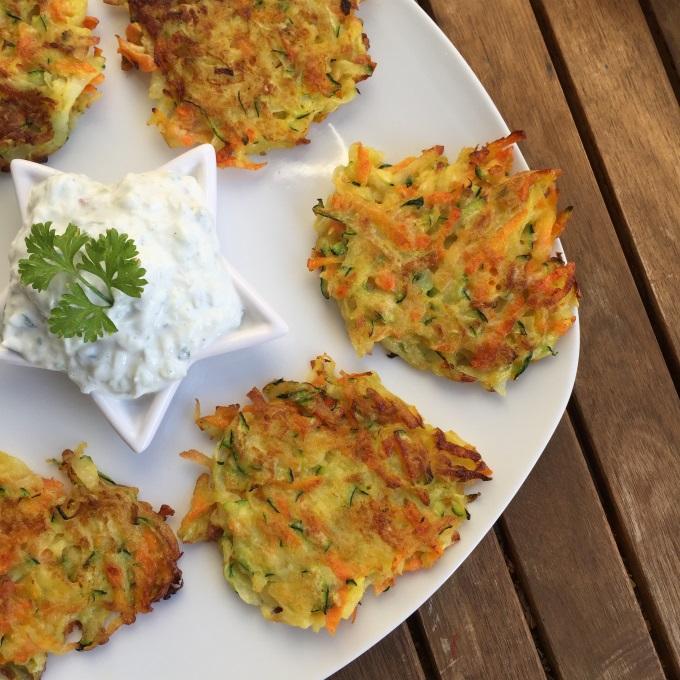 Kartoffel Gemüse Puffer (4)