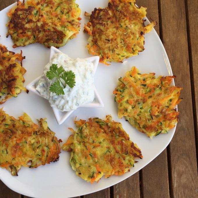 Kartoffel Gemüse Puffer (6)