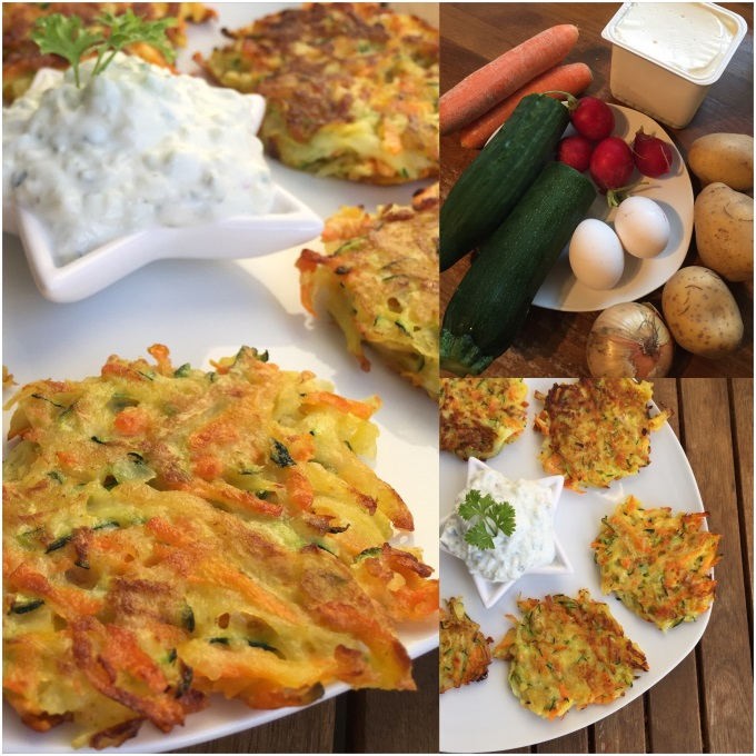Kartoffel Gemüse Puffer (7)