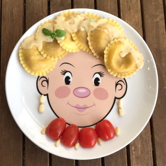 Ravioli Sahne Tomaten (3)