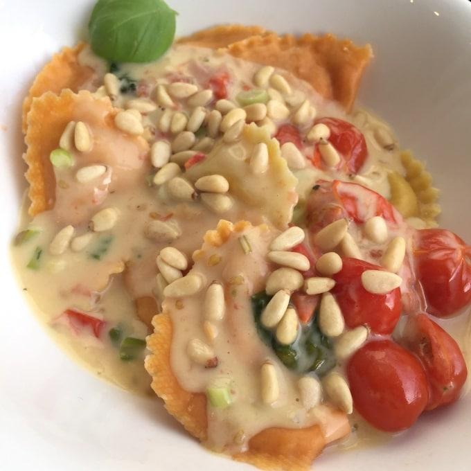 Ravioli Sahne Tomaten (6)