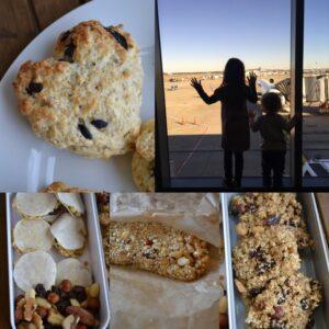 """Unsere liebsten Reise-Snacks (Werbung und Gewinnspiel zum Kinostart von """"Alvin und die Chipmunks 4"""")"""
