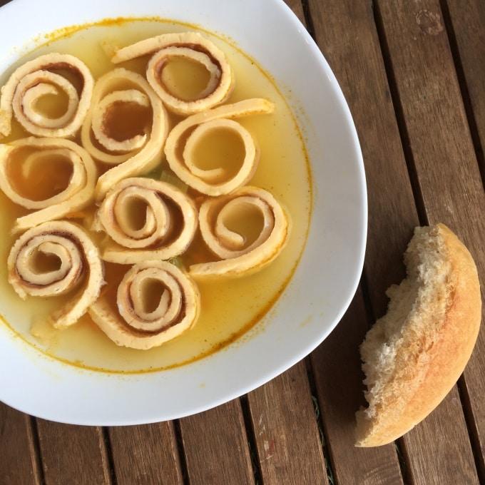Frittatensuppe (1)