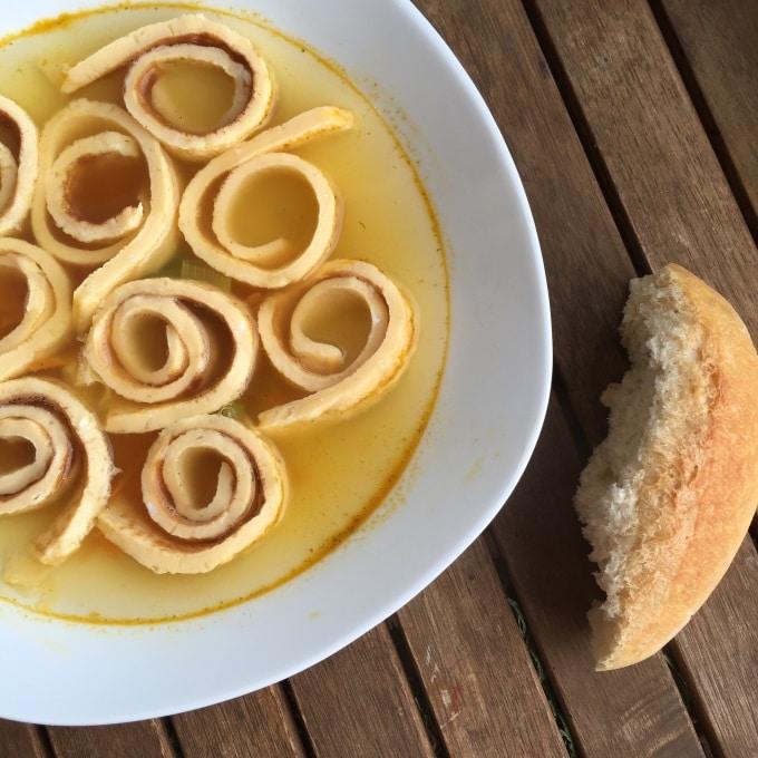 Frittatensuppe (2)