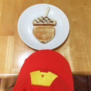 Chipmunks-Frühstück (und die Gewinner des Alvin-Fanpaketes)