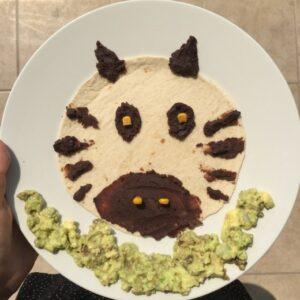 Tortilla-Zebra