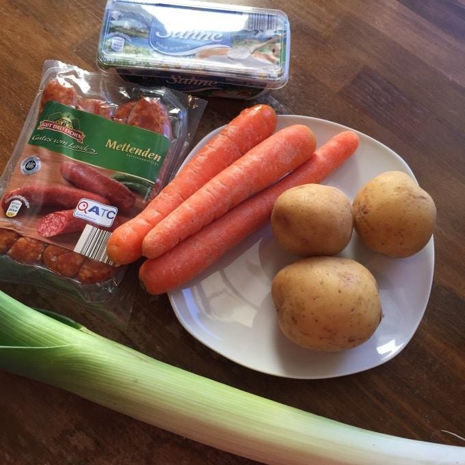 Käse Carbanossi Suppe (2)