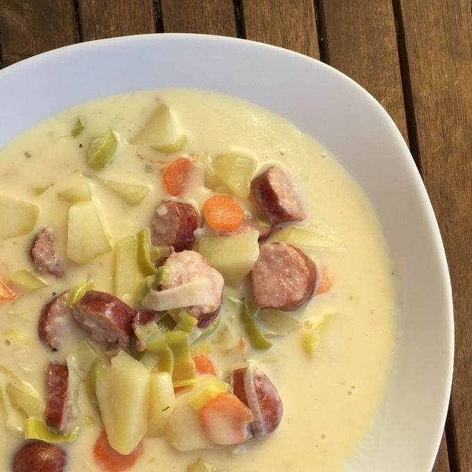 Käse Carbanossi Suppe (5)