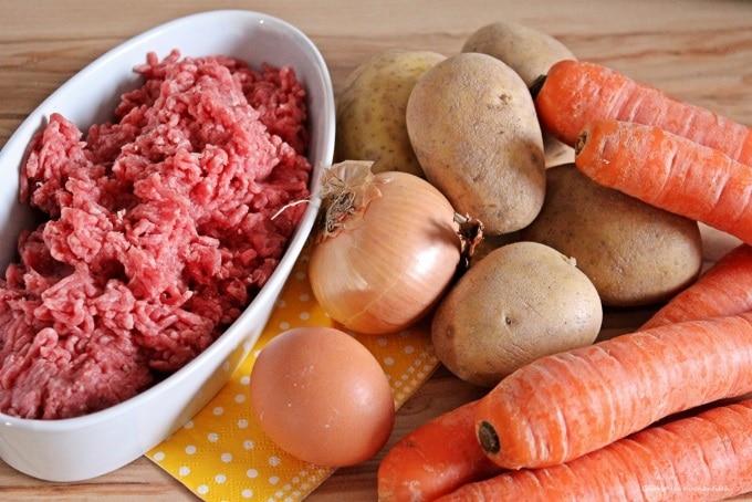 Foto von Charlottas Küchentisch