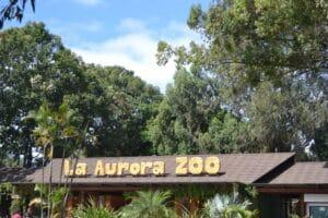 La Aurora Zoo (Guatemala)