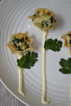 Spinat Käse Bällchen (6)