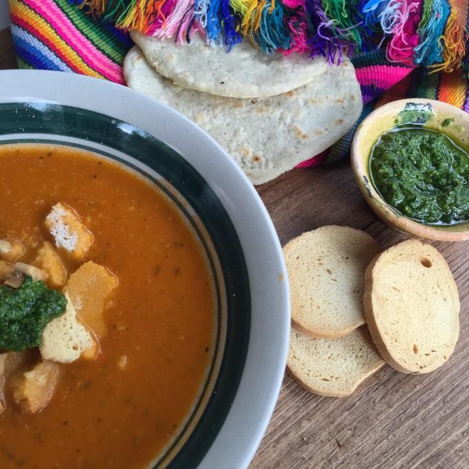 Tomaten Kürbis Suppe (3)