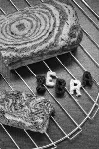 Schneller Zebrakuchen (Kastenform)